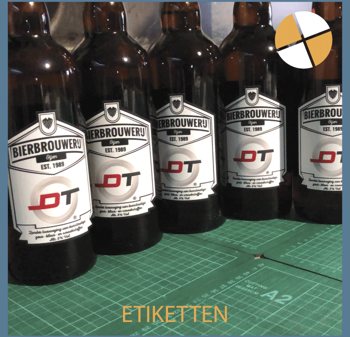 BIERFLES ETIKETTEN –  Detail Today Group