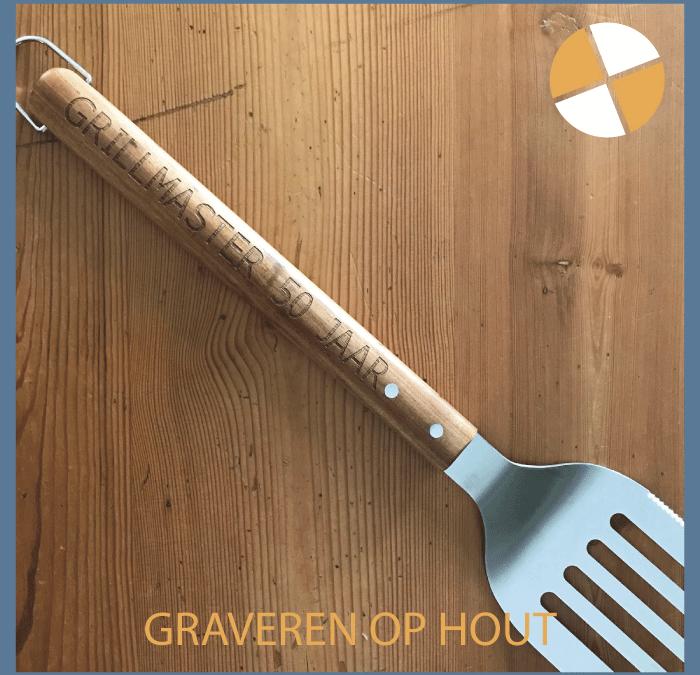 GRAVEREN OP HOUT –  Grillmaster