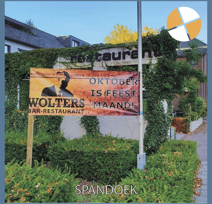 SPANDOEK  – Bar-restaurant Wolters