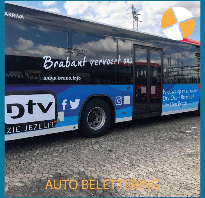 AUTO BELETTERING – DTV Oss