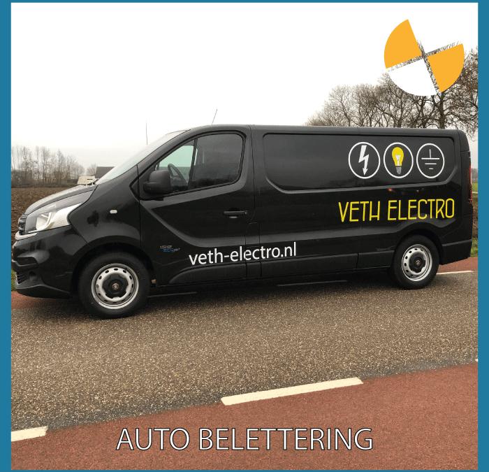 AUTO BELETTERING – Veth Electro