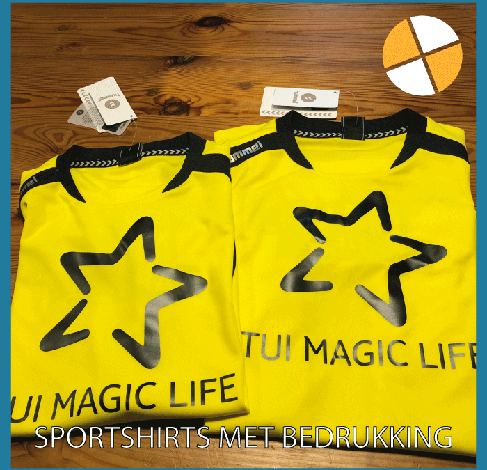 SPORTKLEDING – TUI MAGIC LIFE