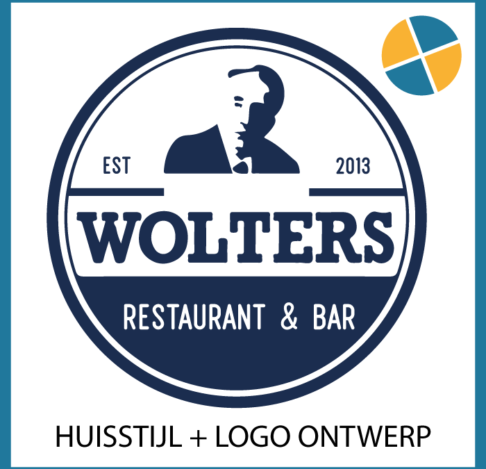 LOGO ONTWERP – RESTAURANT WOLTERS